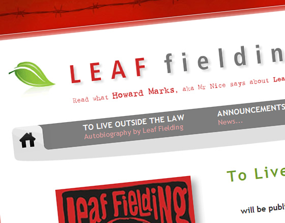 Leaf Fielding - To Live Outside the Law